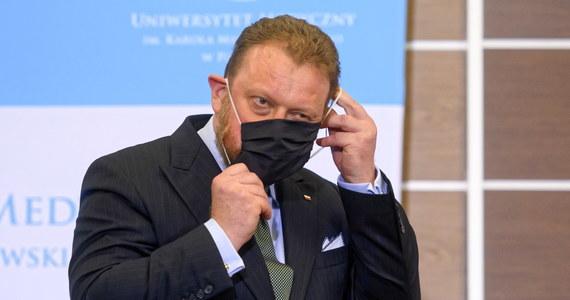 Chorych na koronawirusa w Polsce jest coraz mniej, a dane coraz lepsze – mówił minister zdrowia Łukasz Szumowski podczas konferencji prasowej.