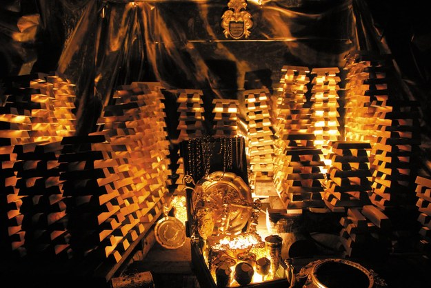 /Foto. Kopalnia Złota w Złotym Stoku /Materiały prasowe