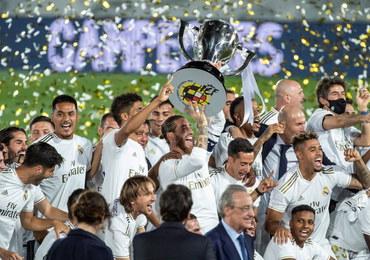 Real Madryt z mistrzowskim tytułem. Benzema powalczy z Messim o koronę króla strzelców
