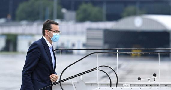 Rano rozpoczynamy jedno z kluczowych spotkań dla przyszłości Europy na najbliższe lata - stwierdził premier Mateusz Morawiecki. Chodzi o nadzwyczajny szczyt Rady Europejskiej ws. nowego budżetu UE na lata 2021-2027 oraz Plan Odbudowy.