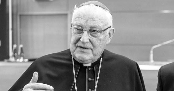 Zmarł kardynał Zenon Grocholewski – poinformowała Konferencja Episkopatu Polski. Były prefekt Kongregacji ds. Edukacji Katolickiej miał 80 lat.