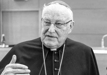 Zmarł kard. Zenon Grocholewski. Bliski współpracownik trzech papieży miał 80 lat