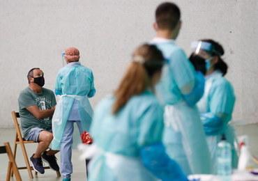 Australijczycy opracowali 20-minutowy test krwi na koronawirusa