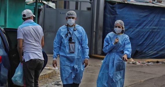 Światowa Organizacja Zdrowia (WHO) poinformowała o kolejnym rekordowym dobowym wzroście liczby osób zainfekowanych koronawirusem. W ciągu ostatnich 24 godzin zarejestrowano na świecie 259 848 nowych przypadków koronawirusa. Według AFP od początku pojawienia się pandemii, zmarło ponad 600 tys. zarażonych osób.