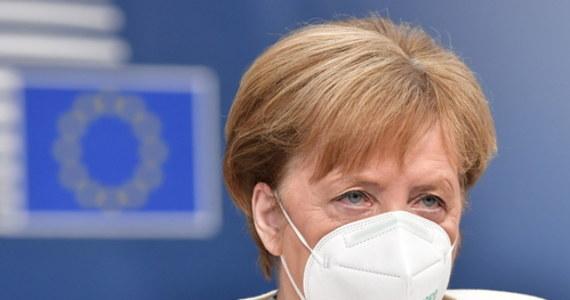 Ostatniej nocy, po długich negocjacjach, wypracowaliśmy ramy możliwego porozumienia. To krok naprzód dający nadzieję, że dziś uda się osiągnąć porozumienie - powiedziała kanclerz Niemiec Angela Merkel.