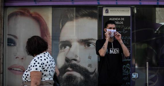 Liczba ofiar śmiertelnych Covid-19 w Brazylii przekroczyła 80 tys. W ciągu ostatniej doby w Brazylii zmarły 632 osoby zakażone koronawirusem.