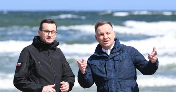 """""""To było naprawdę bardzo poważne starcie - i sam zagrzewałem pana premiera do tego, żeby trzymać twardą, ale konstruktywną postawę"""" - tak unijny szczyt budżetowy w Brukseli podsumował w rozmowie z Polsat News prezydent Andrzej Duda. Zaznaczył, że Mateusz Morawiecki """"taką postawę konstruktywną, ale twardą, utrzymał - m.in. przez to te obrady trwały tak długo""""."""