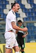 Serie A. US Sassuolo Calcio - AC Milan 1-2 w 35, kolejce