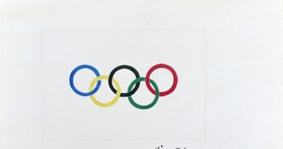 Oryginalny rysunek przedstawiający symbol olimpizmu – pięć kolorowych kół na białym tle naszkicowany przez barona Pierre'a de Coubertina ma zostać wystawiony na aukcji w Cannes w niedzielę.