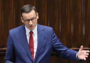 Premier: Opozycji będzie ciężko udowodnić, że 400 czy 350 to więcej niż 700 mld