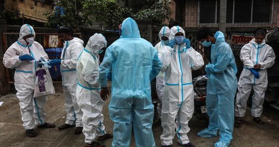67 860 nowych potwierdzonych przypadków koronawirusa wykryto w Brazylii w ciągu ostatnich 24 godzin. To największy dobowy przyrost zakażonych od początku pandemii - poinformowało brazylijskie ministerstwo zdrowia.