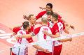 Reprezentacja siatkarzy. Polska - Niemcy 3-1 w meczu towarzyskim