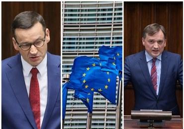 Morawiecki vs. Unia vs. Ziobro. Jesienią szykuje się wojna o budżet i praworządność