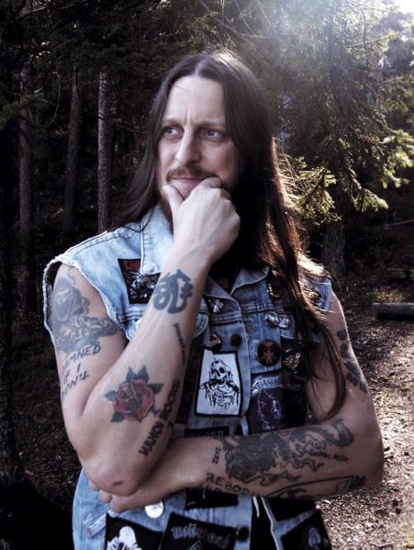 Fenriz z Darkthrone zapowiada nowy album swojego solowego projektu Isengard.