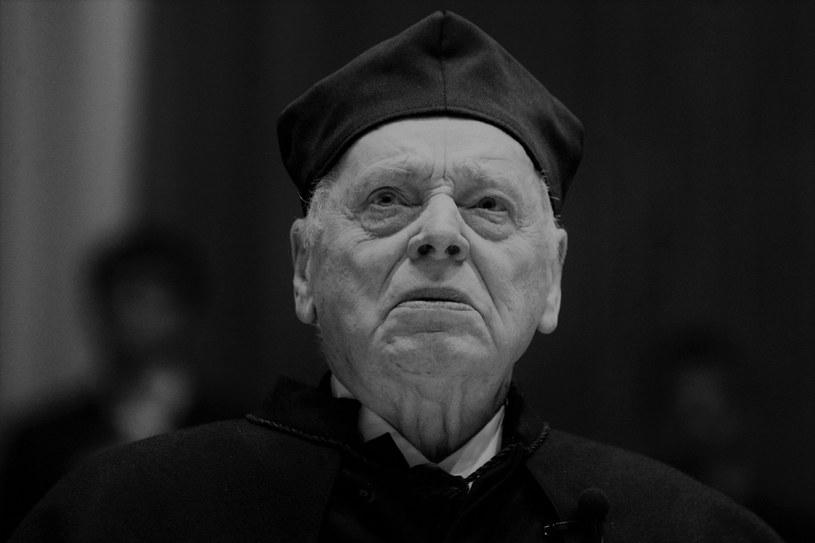 Nie żyje Bernard Ładysz. Polski śpiewak operowy zmarł dzień po 98. urodzinach. Ustalono już datę pogrzebu.