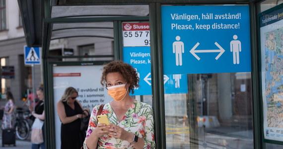 W Szwecji epidemia koronawirusa cofa się, idziemy w przeciwnym kierunku niż reszta świata, gdzie niepokojąco rośnie liczba zakażeń - ogłosił główny epidemiolog kraju Anders Tegnell.