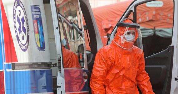 Z najnowszych danych resortu zdrowia wynika, że w Małopolsce zdiagnozowano ponad sto nowych przypadków zakażeń koronawirusem.