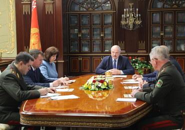 Białoruś: Wobec rosyjskich najemników wszczęto sprawę o terroryzm [WIDEO]