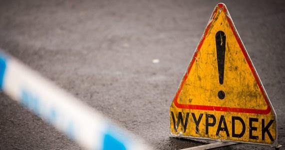 Groźny wypadek na drodze krajowej nr 8 w Szalejowie Górnym na Dolnym Śląsku. Poszkodowanych może być nawet 12 osób, w tym pięcioro dzieci.