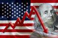 Drastyczny kwartalny spadek PKB w USA
