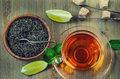 Czarna herbata, czekolada i jagody mogą przyczyniać się do rozwoju nowotworów