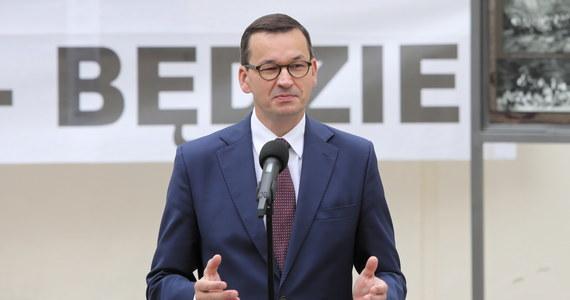 """Celem planowanej rekonstrukcji jest przyśpieszenie działania, uproszczenie procesu decyzyjnego, zwiększenie skuteczności rządu według idei """"less is more"""" - powiedział premier Mateusz Morawiecki w rozmowie z tygodnikiem """"Sieci""""."""