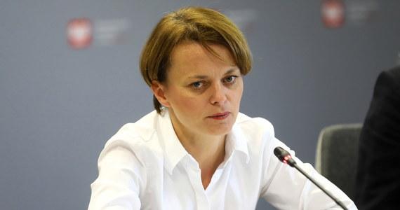 """Nie ma mowy o zamianie 500+ na bon, nic takiego nie padło w mojej wypowiedzi - zapewniła wicepremier i minister rozwoju Jadwiga Emilewicz w rozmowie z """"Super Expressem""""."""