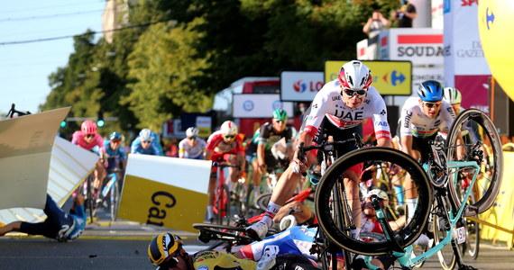 Koszmarny wypadek na Tour de Pologne. Fabio Jakobsen w śpiączce farmakologicznej  - RMF 24