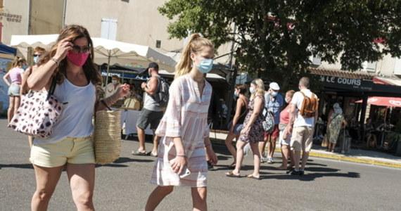 W ciągu ostatniej doby we Francji stwierdzono 1695 zakażeń koronawirusem - poinformowała w środę Generalna Dyrekcja Zdrowia (DGS). To najwyższy dobowy przyrost od 30 maja, gdy było 1828 nowych infekcji.