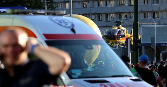 Wypadek na trasie Tour de Pologne. Lekarze o stanie Fabio Jakobsena - RMF 24