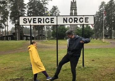 """Pomysłowa Greta Thunberg. Przeprowadziła """"ponadgraniczny"""" wywiad"""