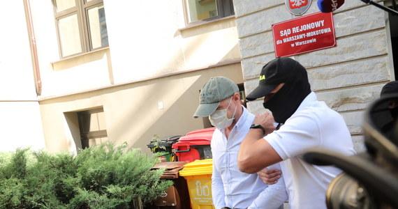 O zastosowaniu tymczasowego trzymiesięcznego aresztu wobec Aleksandra D. zatrzymanego w śledztwie prowadzonym przeciwko byłemu ministrowi transportu Sławomirowi Nowakowi zdecydował w czwartek warszawski sąd - dowiedziała się PAP w Prokuraturze Okręgowej w Warszawie.