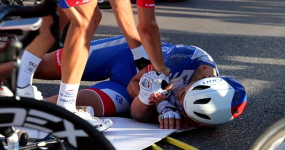 Katowicka Prokuratura Okręgowa wszczęła śledztwo w sprawie środowej kraksy na finiszu pierwszego etapu 77. Tour de Pologne w Katowicach. Wypadek będzie badany pod kątem nieumyślnego spowodowania ciężkiego uszczerbku na zdrowiu holenderskiego kolarza Fabio Jakobsena oraz jednego z sędziów wyścigu.
