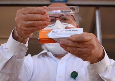 Koronawirus w Brazylii. Blisko 100 tys. zgonów