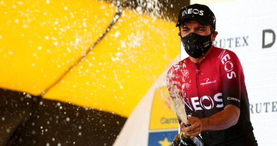 Ekwadorczyk Richard Carapaz z ekipy Ineos wygrał w Bielsku-Białej trzeci etap wyścigu kolarskiego Tour de Pologne i zdobył koszulkę lidera. Najlepszy z Polaków, Rafał Majka (Bora-Hansgrohe) był dziesiąty.