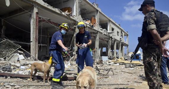 Interpol wyśle do Bejrutu zespół międzynarodowych ekspertów, specjalizujących się w identyfikacji ofiar. Agencje ONZ wystosowały pilny apel o solidarność z Libanem, którego stolica została zdewastowana w wyniku wtorkowej eksplozji.