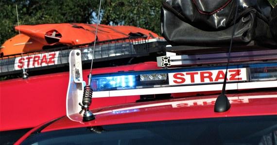 Minionej doby straż pożarna przeprowadziła 440 interwencji związanych z usuwaniem skutków silnych wiatrów, opadów deszczu oraz przyborów wód - poinformował rzecznik komendanta głównego Państwowej Straży Pożarnej Krzysztof Batorski.