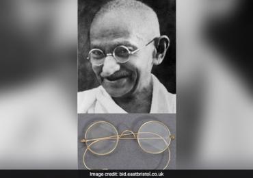 Zostawił w skrzynce okulary należące do Mahatmy Gandhiego. Był w szoku, kiedy dowiedział się ile są warte