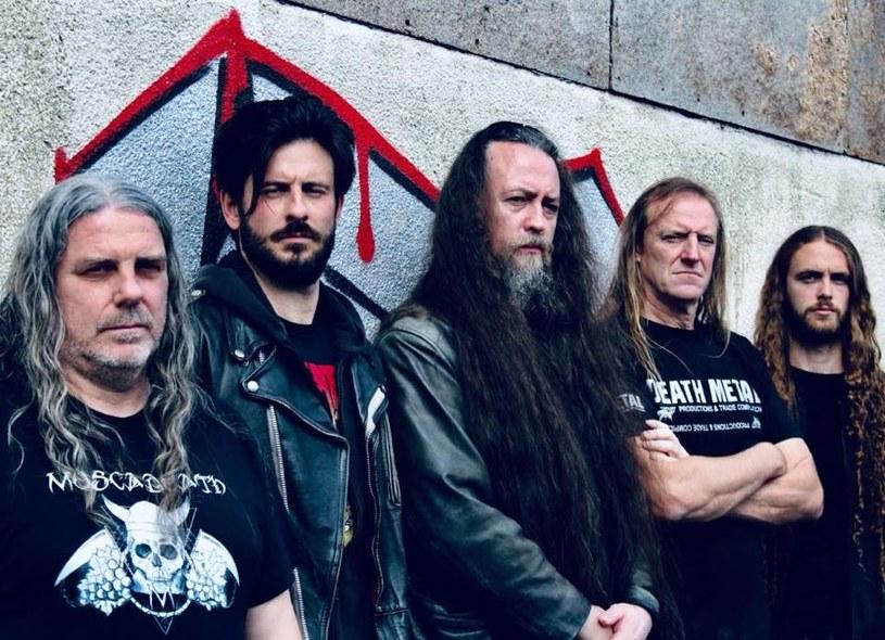 W połowie października pierwszą od 12 lat płytą przypomną o sobie weterani death metalu z Benediction.