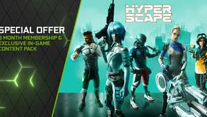 Promocyjny dostęp do usługi GeForce NOW z okazji rozpoczęcia pierwszego sezonu Hyper Scape