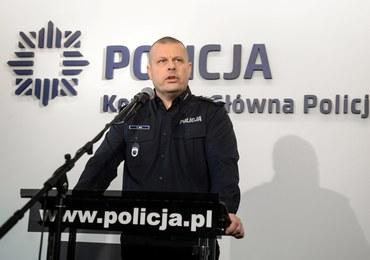 Śledztwo ws. byłego szefa policji umorzone. Maj: Padłem ofiarą prowokacji