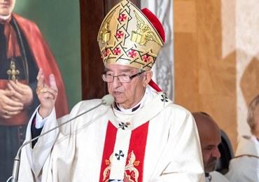 Abp Sławoj Leszek Głódź odchodzi na emeryturę. Papież nie powołał następcy