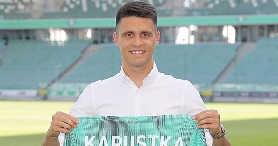 Bartosz Kapustka został piłkarzem Legii Warszawa. 23-letni pomocnik, sprowadzony z Leicester City, podpisał dwuletni kontrakt z opcją przedłużenia o rok.