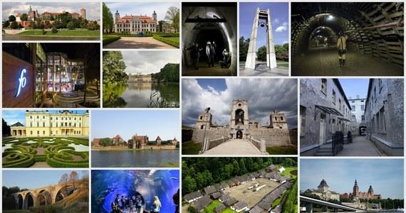 16 miejsc - po jednym w każdym województwie. Google przedstawił listę laureatów Złotych Pinezek. To największe atrakcje turystyczne w Polsce, wybrane przez użytkowników aplikacji Google Maps.