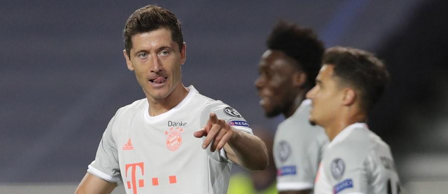 Piłkarze Bayernu Monachium pokonali w Lizbonie Barcelonę 8:2 (4:1) w ćwierćfinale Ligi Mistrzów. Jedną z bramek zdobył Robert Lewandowski.