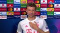 Liga Mistrzów. Mueller (Bayern): Inni mogą być pod wrażeniem naszego występu. Jesteśmy tu po to, by wygrać finał. Wideo