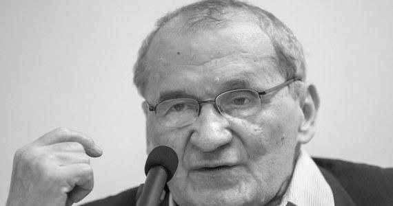 W wieku 79 lat zmarł Henryk Wujec, polityk, fizyk, działacz Solidarności w czasach PRL-u, były wiceminister rolnictwa. W ostatnich dniach media informowały o pogorszeniu się jego stanu zdrowia.
