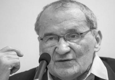 Nie żyje Henryk Wujec. Działacz opozycyjny miał 79 lat