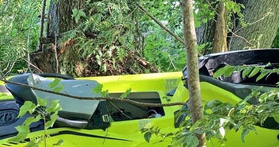 Tragiczny wypadek na jeziorze Tałty. Zderzyła się tam motorówka i skuter wody. Płynący skuterem 34-latek zmarł. Z kolei na jeziorze Dadaj ciężko ranny został 13-latek kierujący skuterem wodnym.