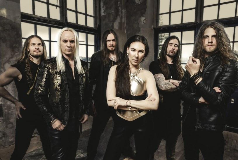 Szwedzka grupa Amaranthe zarejestrowała szósty album.